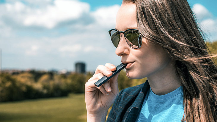The Number of Illness Cases Related to Vaping on the Rise in Utah