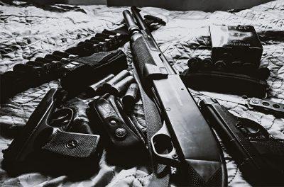 Guns Found